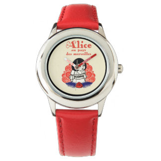 French Alice Book Cover Watch