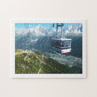French Alps Jigsaw Puzzle