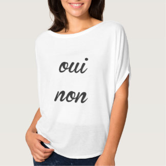 French Ambivalence t-shirt