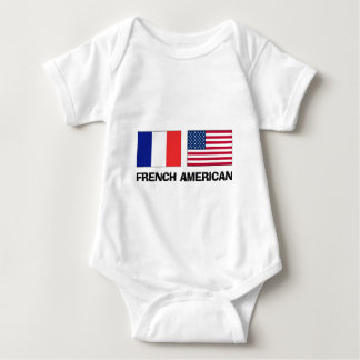 French American Baby Bodysuit