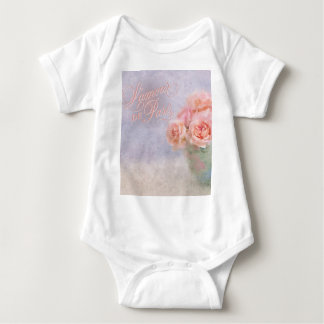 French Amour Baby Bodysuit