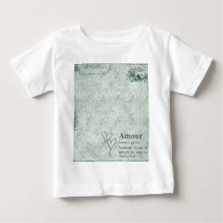 French Amour Baby T-Shirt
