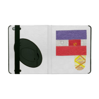 French Baguette I-Pad Case with Kickstand Covers For iPad