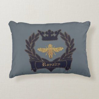 French Bee Accent Pillow