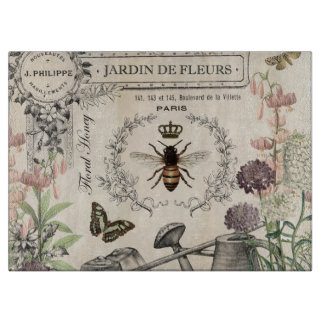 FRENCH BEE GARDEN BOARDS