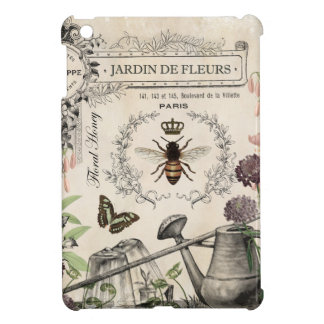 FRENCH BEE GARDEN COVER FOR THE iPad MINI