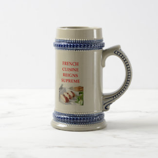 FRENCH BEER STEIN