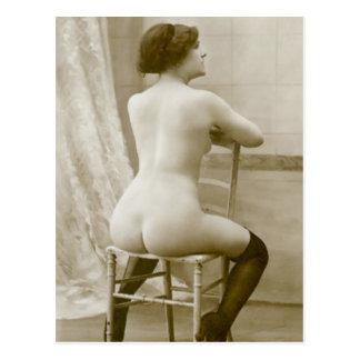 French Boudoir Photo Postcards
