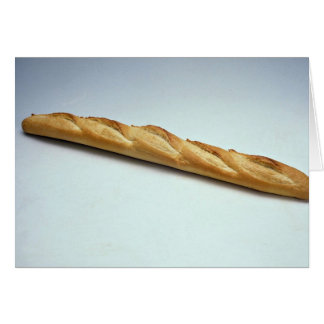 French bread card
