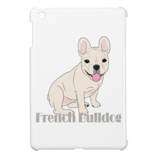 French Bulldog 1 iPad Mini Cover