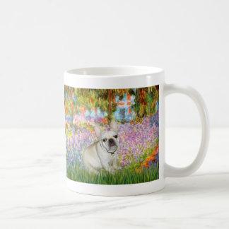 French Bulldog 3 - Garden Coffee Mug