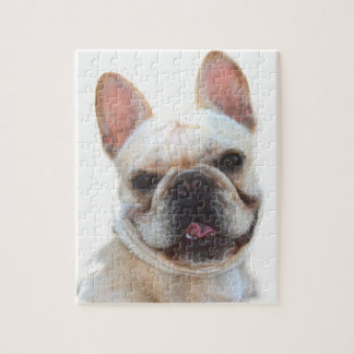 French bulldog 8x10 Photo Puzzle with Tin