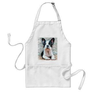 French Bulldog apron