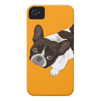 French Bulldog Bailey iPhone 4 Case