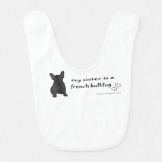 french bulldog bib