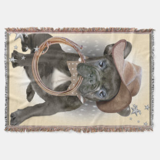 French Bulldog Blanket