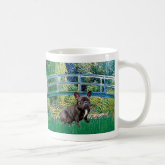 French Bulldog (blk-10) - Bridge Coffee Mug