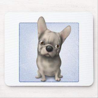 French Bulldog (Buff) FB1 Mouse Pad