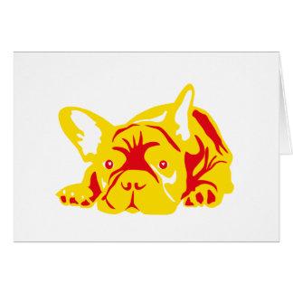 French Bulldog Cards