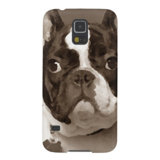 French bulldog case for galaxy s5