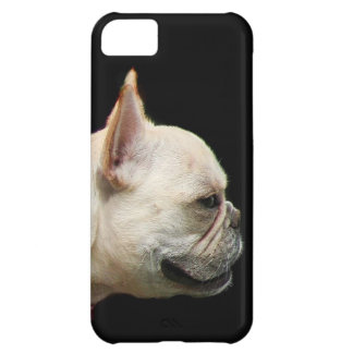 French bulldog case for iPhone 5C