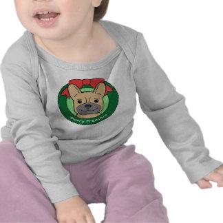French Bulldog Christmas Shirt