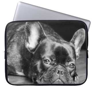French Bulldog Computer Sleeve