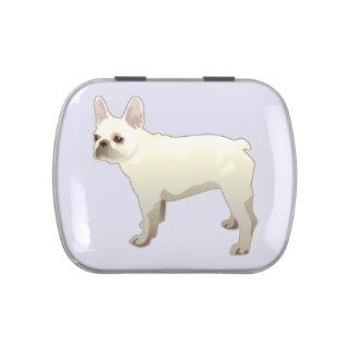 French Bulldog Dog Breed Illustration Silhouette