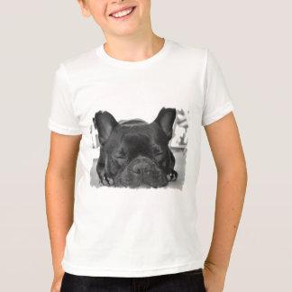 French Bulldog Girl's T-Shirt
