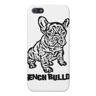 French Bulldog iPhone 5/5S Cover
