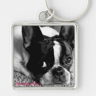 French Bulldog Keychain