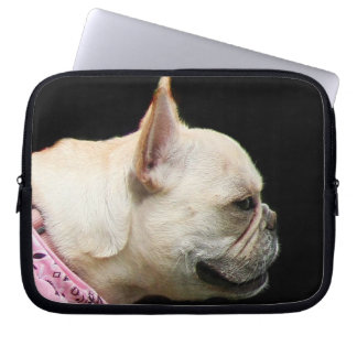French Bulldog Laptop Sleeves