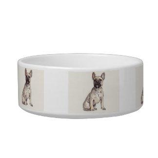 French Bulldog Large Pet Bowl