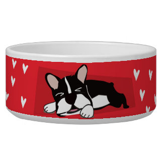 French Bulldog Love - Dog Bowl