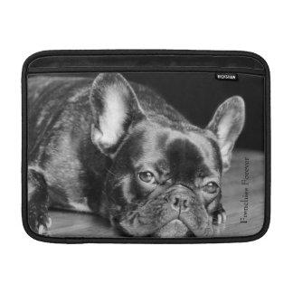 French Bulldog MacBook Air Sleeve