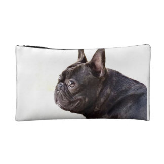 French Bulldog Makeup Bags