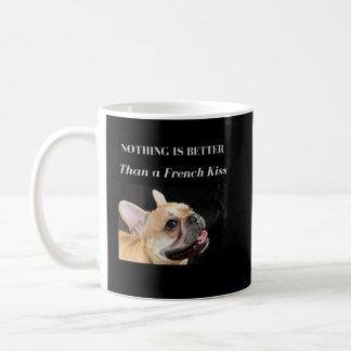 French Bulldog Mug French Kiss