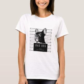 French Bulldog Mugshot Shirt