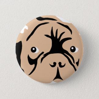 French Bulldog of poison 2 Inch Round Button