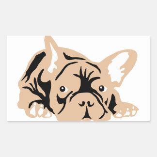 French Bulldog of poison Sticker