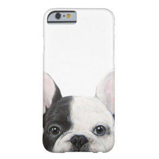 French Bulldog. Original painting by miart Barely There iPhone 6 Case