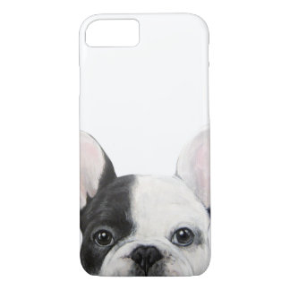 French Bulldog, Original painting by miart iPhone 8/7 Case