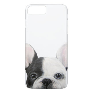 French Bulldog, original painting by miart iPhone 8 Plus/7 Plus Case