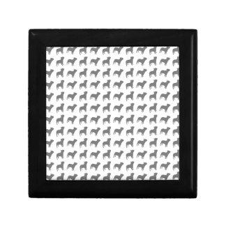 French Bulldog Pattern Gift Box
