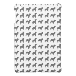 French Bulldog Pattern iPad Mini Cover
