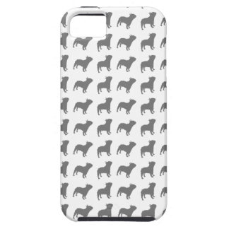 French Bulldog Pattern iPhone 5 Cover