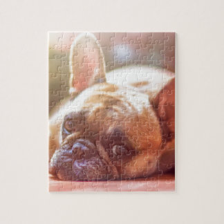 French Bulldog Pet Jigsaw Puzzle