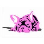 French Bulldog Pet pink