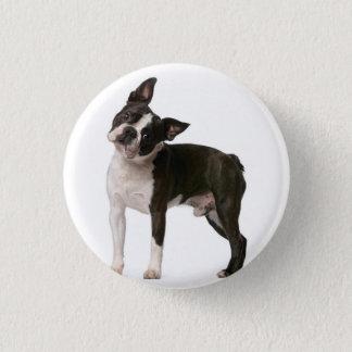 French bulldog - puppy dog - frenchie dog 1 inch round button