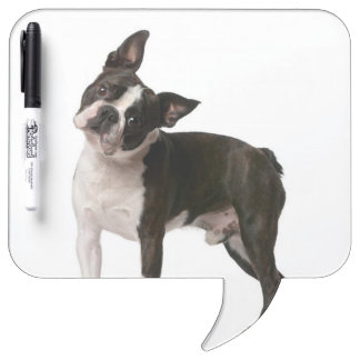 French bulldog - puppy dog - frenchie dog dry erase board